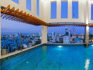 胡志明市中心蒙泰飯店Muong Thanh Saigon Centre Hotel
