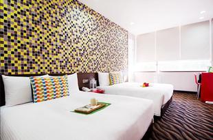 愛客發商務旅館(台北西門紅樓館)ECFA Hotel