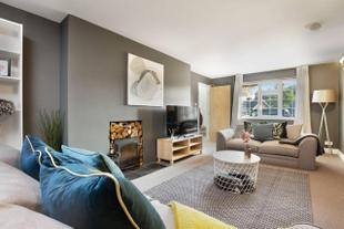 The Stunning Cambridge House - Free Parking - 8 Mins From The Centre