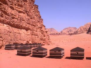 Jordan Tracks Bedouin Camp