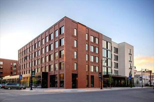 米蘇拉市中心萬豪居家飯店Residence Inn by Marriott Missoula Downtown