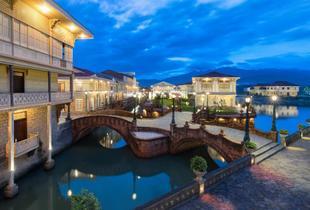阿庫沙拉斯卡薩斯菲律賓人飯店Las Casas Filipinas de Acuzar Hotel