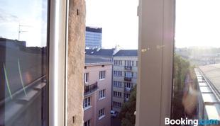 加沃斯恩卡晚安華沙公寓酒店