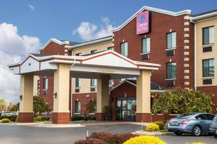 大激流城南舒適套房飯店Comfort Suites South Grand Rapids
