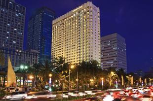 菲律賓鑽石大酒店Diamond Hotel Philippines