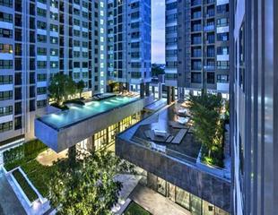 芭達雅中央區的1臥室公寓 - 30平方公尺/1間專用衛浴 Top Star!!A69Modern Room The Base Central Pattaya
