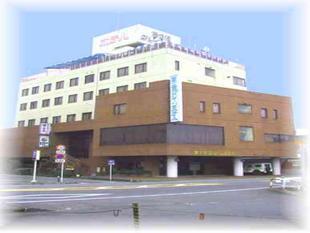 富士宮市綠色酒店