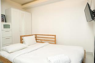 芒甘杜阿的1臥室 - 27平方公尺/1間專用衛浴Simply White Studio Amethyst Apartment By Travelio