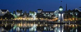 迪士尼遊艇俱樂部度假村Disney's Yacht Club Resort