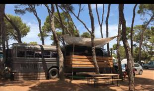 伊維薩島復古營地旅館