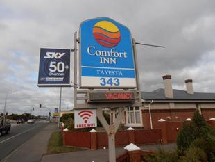 泰斯塔凱富飯店Comfort Inn Tayesta