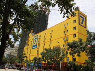 7天連鎖酒店武漢民航社區二店7 Days Inn Wuhan Minhang Community Second Branch