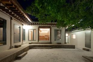 韓國邊住宅酒店Hanok Residence Hotel Side