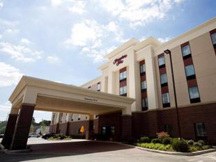 俄亥俄辛辛那提藍灰漢普頓酒店