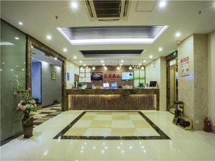 貝殼昆山市花橋鎮花集路酒店Shell Kunshan Huaqiao Town Huaji Road Hotel