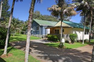 安森海灣小屋Anson Bay Lodge