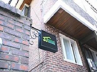弦大JJ民宿JJ Guesthouse Hongdae