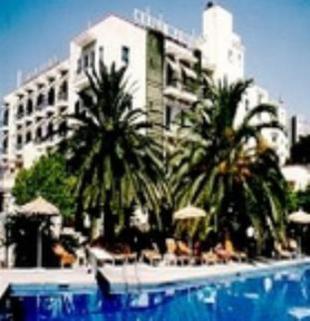 庫裡姆皇宮飯店Curium Palace Hotel