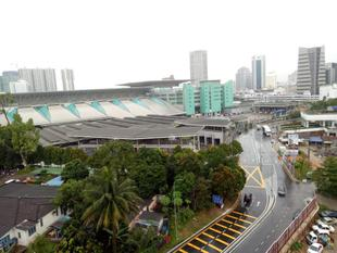 Opposite Johor Bahru Checkpoint Homestay