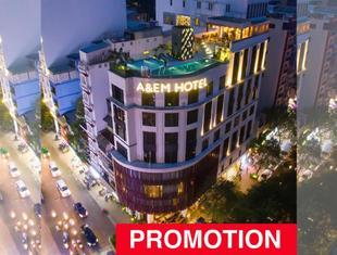 西貢A & Em酒店A & Em Saigon Hotel