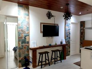 Azure Beach Resort Condo for Staycation -near Airport!