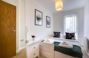 Comfy apartment Greenwich O2 Arena /Excel / City Airport