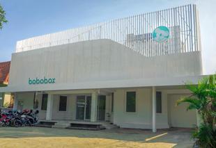 萬隆波波盒膠囊旅館Bobobox Pods Dago