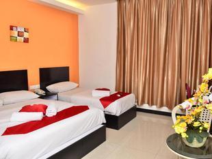 星火飯店@巴生港D'Spark Hotel @ Port Klang