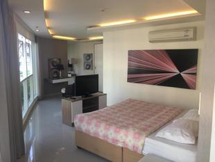 芭達雅中央區的2臥室公寓 - 110平方公尺/2間專用衛浴City Garden Pattaya