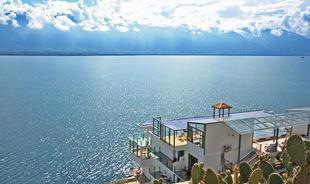 大理真美玉岸海景客棧Zhenmei Yu'an Lake View Inn
