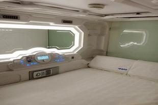 吉隆坡唐人街宇宙酒店Space Hotel @ China Town Kuala Lumpur