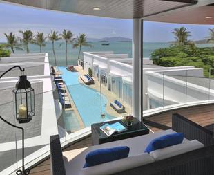 埃茲拉海灘會所特權飯店The Privilege Hotel Ezra Beach Club
