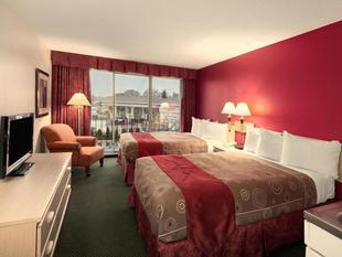 納奈莫旅行之家飯店Travelodge by Wyndham Nanaimo
