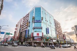 桃園中壢育松園商旅Sodamazon Business Hotel