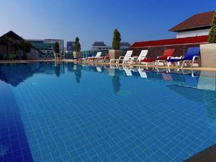 芭達雅藍天旅館Pattaya Blue Sky
