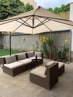 歷史中心區的2臥室公寓 - 75平方公尺/2間專用衛浴Scala Family Home with Garden