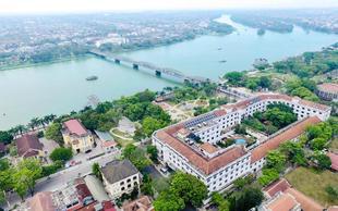 西貢墨林飯店Saigon Morin Hotel