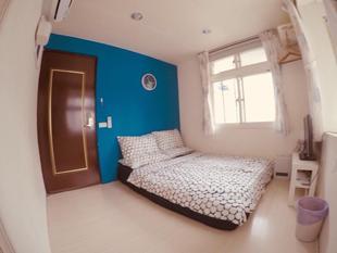 板橋區公寓套房 - 120平方公尺/4間專用衛浴Chris apartment Sunny Room Suite
