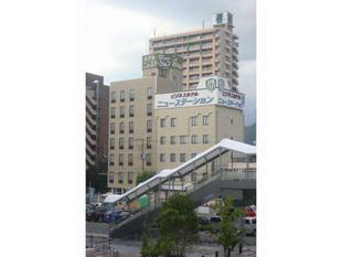 新Station酒店Hotel New Station (Yamanashi Pref.)