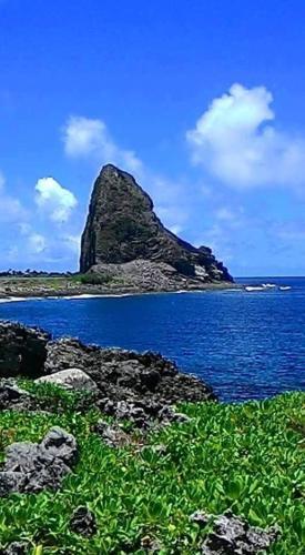 蘭嶼小島觀海民宿