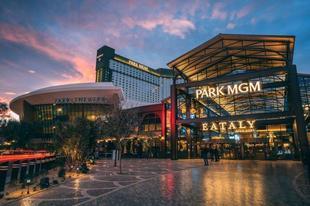 拉斯維加斯美高梅公園飯店Park MGM Las Vegas