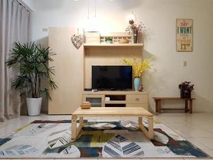 士林區的3臥室公寓 - 100平方公尺/2間專用衛浴Shilin Night Market@MRT 7min Relaxed condo for1-11