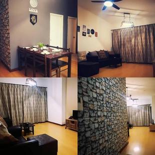 婆羅洲1區的3臥室公寓 - 93平方公尺/2間專用衛浴KOPIYO Homestay