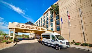 拉斯維加斯機場俱樂部逸林飯店Doubletree Club Las Vegas Airport Hotel