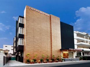 新德里彭波舒民宿Hotel The Pamposh - New Delhi