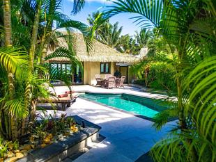 特瑪納瓦豪華Spa別墅Te Manava Luxury Villas and Spa