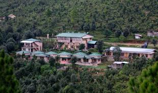 帕瓦蒂度假村Parwati Resort - A Luxury Himalaya View Resort In Patal Bhuvaneshwar