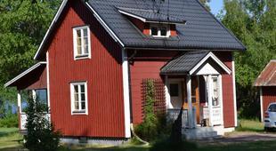 Ferienhaus mitten in der Natur