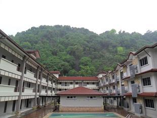斯巴加馬來西亞央酒店