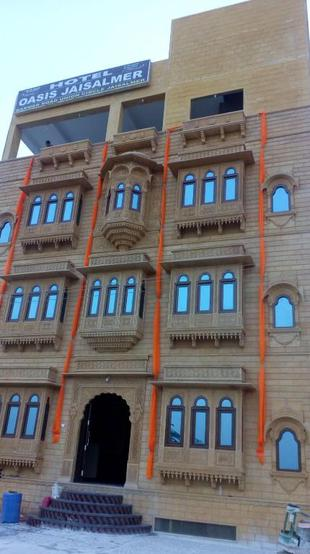 齋沙默爾綠洲飯店Oasis Jaisalmer Hotel